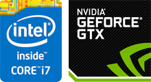 第4世代 Core i7、NVIDIA GeForce GTX