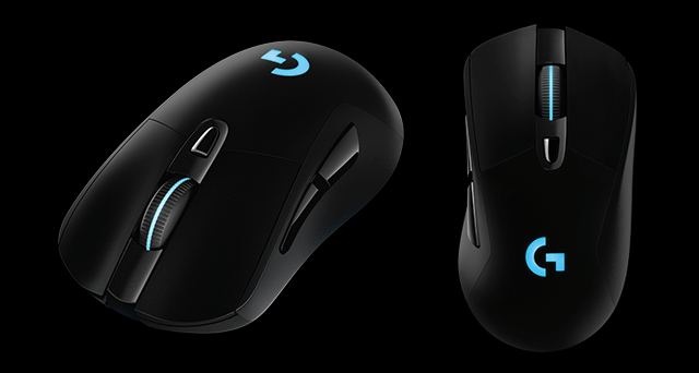 Logicool G703 Wireless Gaming Mouse